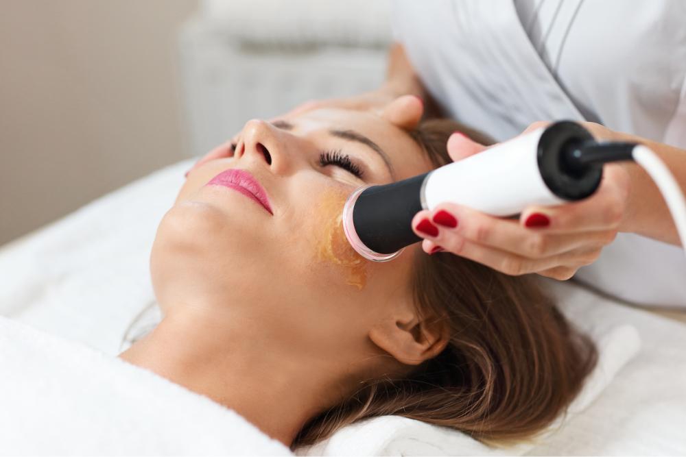 Facial - Exfoliation